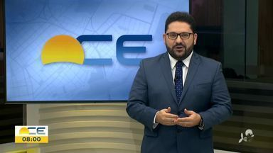 Inácio Aguiar comenta os bastidores da Política - Saiba mais em g1.com.br/ce