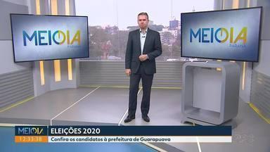 Confira os candidatos à prefeitura de Guarapuava - O primeiro turno das eleições está marcado para o dia 15 de novembro.