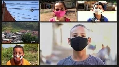 Série de reportagens mostra o que as crianças paulistanas esperam do próximo prefeito - Elas querem lazer, asfalto e iluminação nas ruas. Amanhã, será a vez de apresentar o desejo dos jovens da capital.