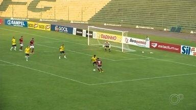 Ypiranga vence o Ituano e assume a liderança do grupo na Série C - O Ypiranga-RS venceu o Ituano por 2 a 1, na tarde de domingo (27), no estádio Colosso da Lagoa, em Erechim (RS). O jogo foi válido pela oitava rodada da Série C do Campeonato Brasileiro.