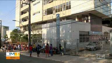 Agências do INSS restringem atendimento em São Luís - Mesmo as perícias que já estavam agendadas acabam atrasando a resolução de problemas de segurados.