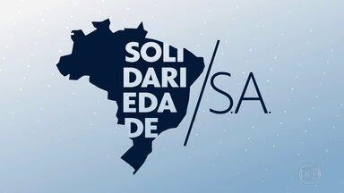 Solidariedade S/A: doação de latas de complemento alimentar e kits de produtos de limpeza - Empresas querem ajudar o Brasil, fazendo doações.