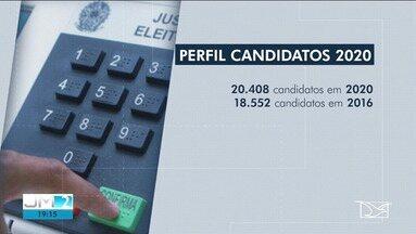 Maranhão terá 20.408 candidatos nas eleições deste ano - O estado terá nesta eleição mais candidatos que em 2016.