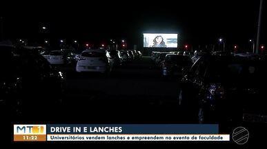Drive-in para os apaixonados por cinema em Sinop foi sucesso no final de semana - Drive-in para os apaixonados por cinema em Sinop foi sucesso no final de semana