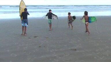 Conheça a nova geração do surfe em Sergipe - Gurizada se destaca e conquista títulos fora do estado.
