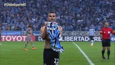 Titular incontestado de Renato, Alisson é o jogador que mais atuou pelo Grêmio em 2020 - Meia vai para o jogo na noite desta terça-feira (29).