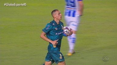 Juventude joga nesta terça-feira contra o Operário, pela Série B do Brasileirão - Brener é o principal nome do time gaúcho na temporada até o momento.