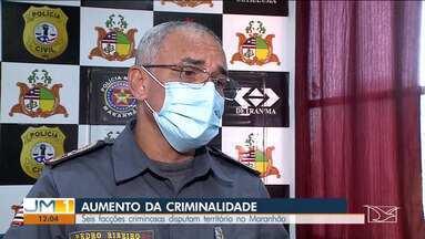 Facções criminosas disputam o comando do crime em São Luís - Segundo pesquisadores da Universidade Federal do Maranhão, existem hoje cerca de seis facções criminosas agindo no Maranhão.