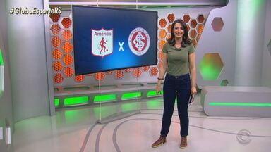 Globo Esporte RS - 29/09/2020 - Assista ao vídeo.