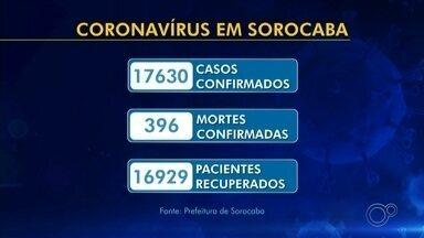 Veja os números atualizados de coronavírus em Sorocaba e Jundiaí - Confira a situação da pandemia de coronavírus nesta terça-feira (29) em Sorocaba e Jundiaí (SP).