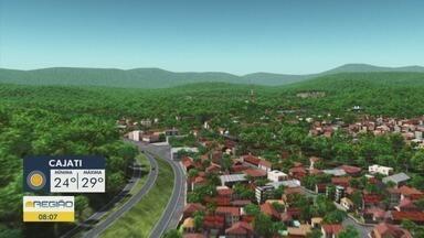 Confira a previsão do tempo para esta quinta-feira na Baixada Santista e Vale do Ribeira - Temperatura deve subir na região.