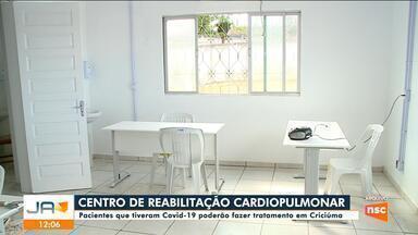 Pacientes que tiveram Covid-19 vão poderão fazer tratamento em Criciúma - Pacientes que tiveram Covid-19 vão poderão fazer tratamento em Criciúma