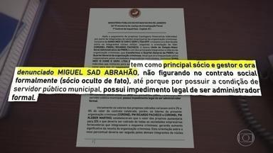 Ministério Público afirma que Miguel Sad Abrahão é o sócio oculto da Gama Med - Justiça aceita denúncia do Ministério Público sobre esquema de corrupção revelado há cinco anos.