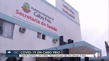 Prefeitura de Cabo Frio, RJ, desativa hospital de referência para Covid-19 - O último paciente do Hospital Unilagos foi transferido na última sexta-feira (2).