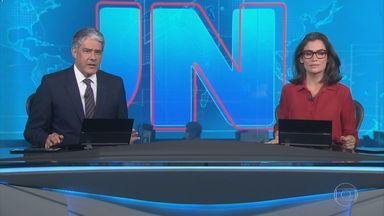 Jornal Nacional, Íntegra 08/10/2020 - As principais notícias do Brasil e do mundo, com apresentação de William Bonner e Renata Vasconcellos.