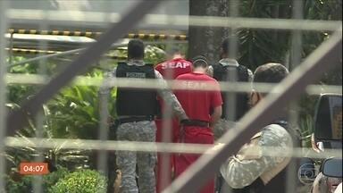 Ex-diretor de presídio em MG e delegado da Polícia Civil são presos em operação da PF - Eles são suspeitos de participar de um esquema de vendas de vagas e transferências de presos entre penitenciárias.