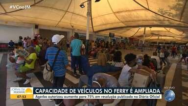 Terminal de São Joaquim tem filas e engarrafamento na véspera de feriado prolongado - Passageiros se queixam da falta de organização no local e enfrentam transtornos para viajar.