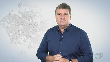 Eleições 2020: Gazzetta fala sobre as propostas para abastecimento de água - Veja a resposta do candidato sobre como pretende resolver o problema da falta d'água na cidade para que os moradores não passem por outra crise hídrica.