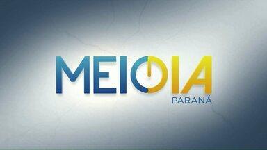 Confira os destaques do Meio-dia Paraná desta segunda-feira (12) - As celebrações do dia de Nossa Senhora da Aparecida então entre eles.