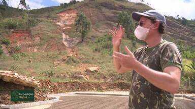 Expedição Biguá: reportagem especial mostra o Rio Itapemirim um ano após enchente - Confira na reportagem.