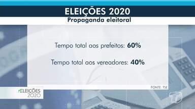 Entenda melhor como funciona o esquema de propaganda do horário eleitoral - Tempo para vereadores e prefeitos é diferenciado; veja.