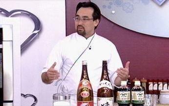 Sabedoria japonesa - Jun Sakamoto dá dicas e ensinamentos aos participantes do Super Chef.