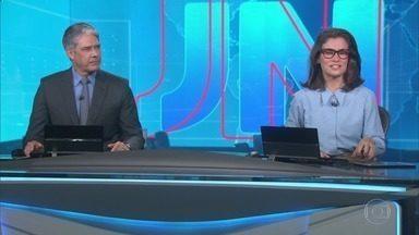 Jornal Nacional, Íntegra 13/10/2020 - As principais notícias do Brasil e do mundo, com apresentação de William Bonner e Renata Vasconcellos.