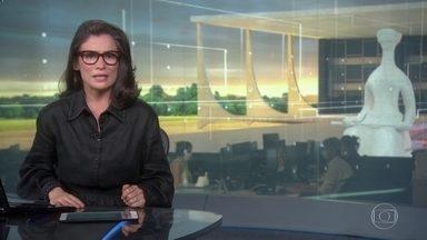 Relator sugere que Senado aprove a indicação de Kassio Nunes para o STF - Sabatina de desembargador escolhido pelo presidente Bolsonaro será na semana que vem.