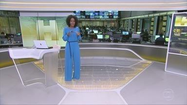 Jornal Hoje - Edição de 16/10/2020 - Os destaques do dia no Brasil e no mundo, com apresentação de Maria Júlia Coutinho.
