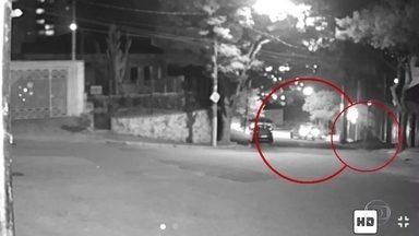 Câmera flagra assassinato de motorista de aplicativo - Crime aconteceu no Parque São Domingos, região de Pirituba.