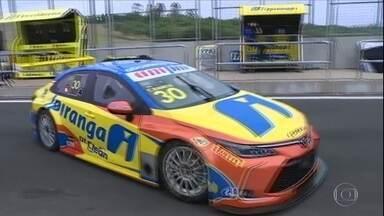 Cesar Ramos lidera a segunda metade da temporada da Stock Car - Cesar Ramos lidera a segunda metade da temporada da Stock Car