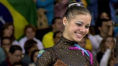 Bronze no Pan 2007, Ana Paula Scheffer morre aos 31 anos - Bronze no Pan 2007, Ana Paula Scheffer morre aos 31 anos
