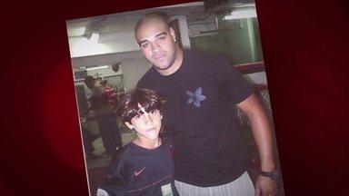 Artilheiro do Flamengo, Pedro lembra passado de torcedor - Artilheiro do Flamengo, Pedro lembra passado de torcedor