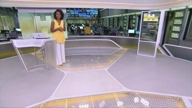 Jornal Hoje - Edição de 19/10/2020 - Os destaques do dia no Brasil e no mundo, com apresentação de Maria Júlia Coutinho.