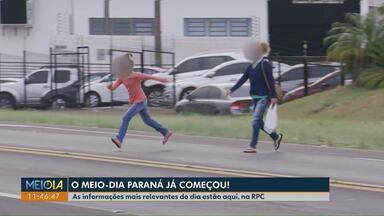 Atropelamentos nas rodovias da região de Cascavel - Este foi um dos destaques do Meio-dia Paraná desta terça-feira.