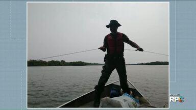 Órgãos estaduais proíbem pesca de algumas espécies - Segundo as autoridades, esses animais já estão em período de desova.