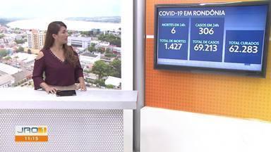 Confira as últimas notícias da pandemia da COVID-19 em RO - Confira as últimas notícias da pandemia da COVID-19 em RO