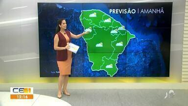 Previsão do tempo para o interior do estado - Saiba mais no g1.com.br/ce