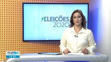 Eleições 2020: agenda dos candidatos à Prefeitura de Aracaju desta terça-feira (20) - Eleições 2020: agenda dos candidatos à Prefeitura de Aracaju desta terça-feira (20).