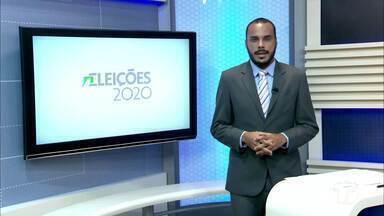 Eleições 2020: veja como foi a agenda de compromissos dos candidatos em Santarém - Veja como foi a agenda de compromissos dos candidatos em Santarém.