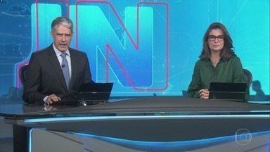Jornal Nacional, Íntegra 23/10/2020 - As principais notícias do Brasil e do mundo, com apresentação de William Bonner e Renata Vasconcellos.