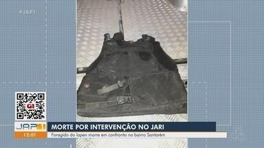 Amapá registra duas intervenções policiais contra suspeitos de crimes no estado - Amapá registra duas intervenções policiais contra suspeitos de crimes no estado
