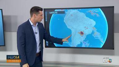 Veja como fica a previsão do tempo para Ponta Grossa nesta semana - Terça-feira (26) pode ser chuvosa na região.