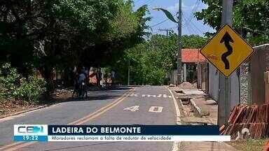 Moradores reclamam da falta de um redutor de velocidade em rodovia no Crato - Saiba mais no g1.com.br/ce