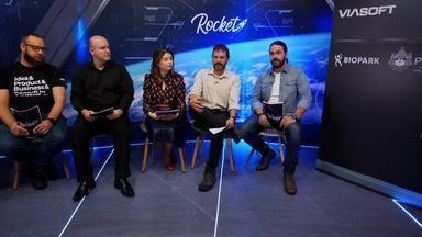 Rocket Negócios #Episódio1: apertem os cintos! O primeiro webepisódio está no ar - Jurados analisam as inscrições e escolhem as startups que participam do reality show da RPC, na categoria Negócios