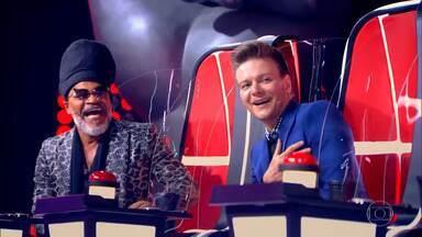 The Voice Brasil - Programa do dia 27/10/2020, na íntegra - Quarta noite de audições às cegas tem bloqueio, hit de ex-participante e Teló emocionado com música de casamento