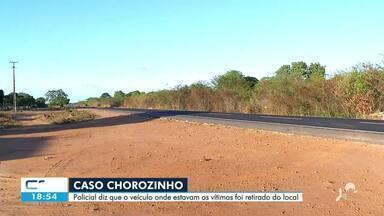 Novidade sobre a morte de dois reféns em troca de tiros entre suspeitos e PRF - Saiba mais no g1.com.br/ce