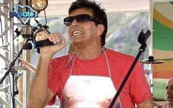 Blitz faz a festa do Mais Você - Além de cantar seus sucessos, Evandro Mesquita fala da biografia que será lançada com a história da banda.