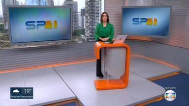 SP1 - edição de sábado, 31/10/2020 - Carreta tomba na Rodovia Castello Branco e provoca congestionamento. Polícia prende suspeito de liderar mega-assalto a banco em Botucatu. Criminosos fazem família refém em Guarulhos.