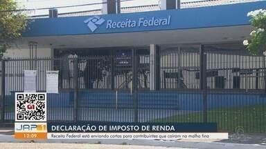 Imposto de Renda: Receita Federal começa a notificar amapaenses que caíram na malha fina - Quase 4 mil amapaenses prestaram incorretamente contas com o Leão. Contribuintes recebem informações de como se regularizarem.
